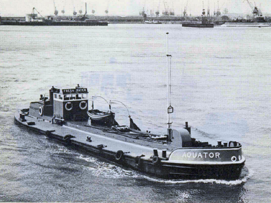 As AQUATOR, photo from Ronald Stanford