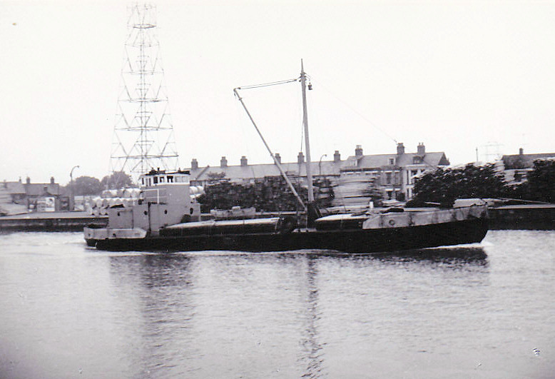 As PETER ROBIN at Great Yarmouth on 21/9/1963