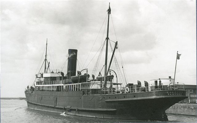 Broken 1937 Culzean