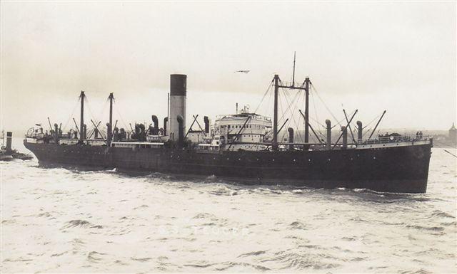 Broken 1948 Teucer