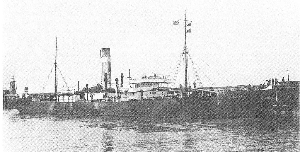 Glitra - 1910