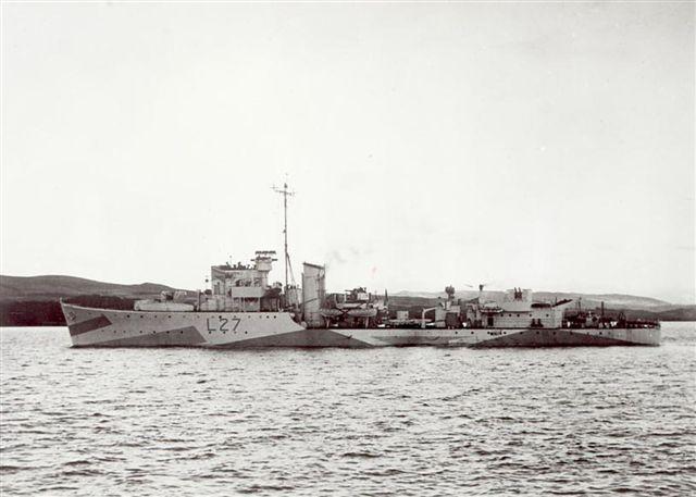 HMS Goathland