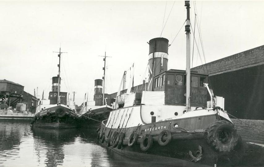 AYSGARTH - 1 1950A