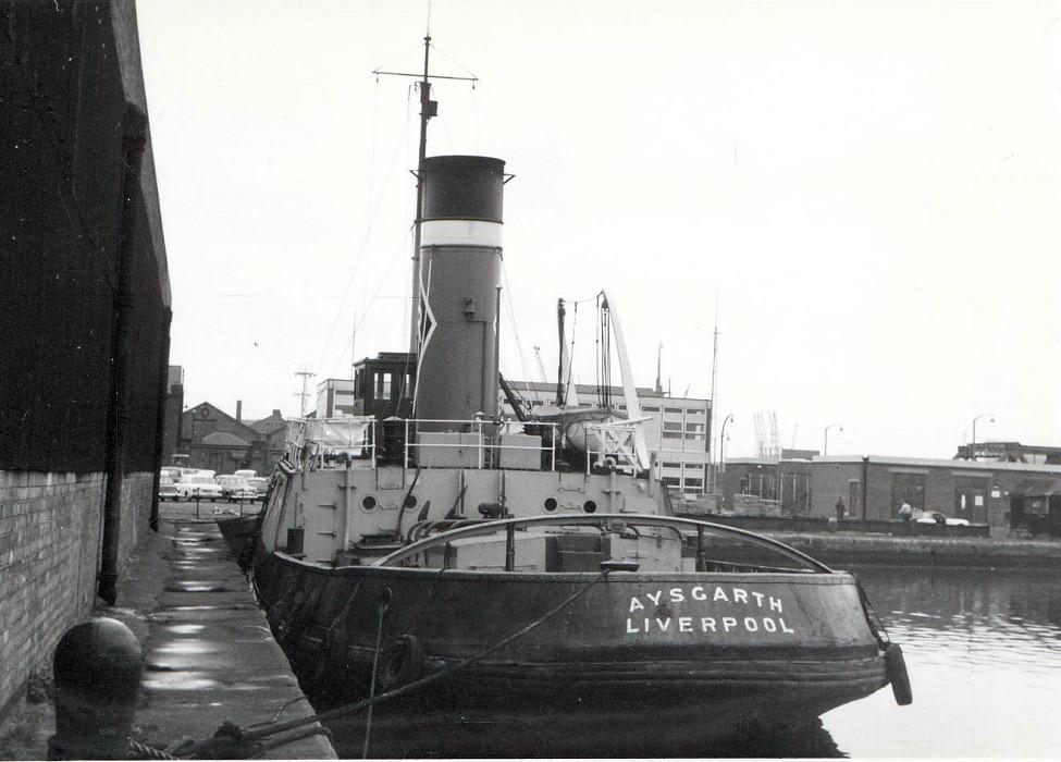 AYSGARTH - 2 1950B