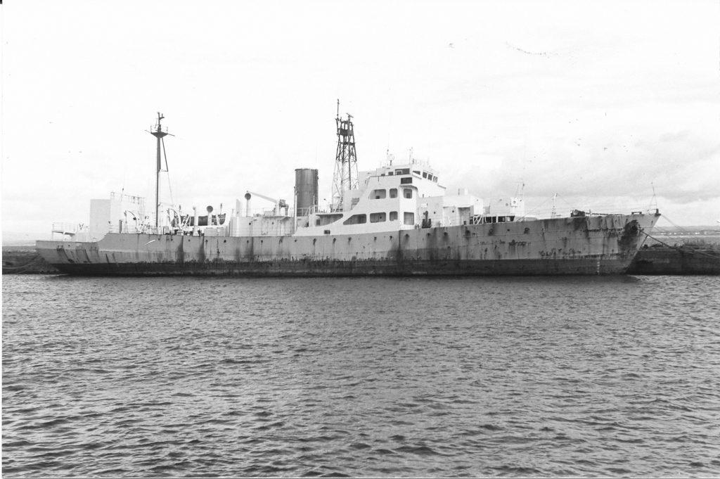 Admiral Fitzroy - 1