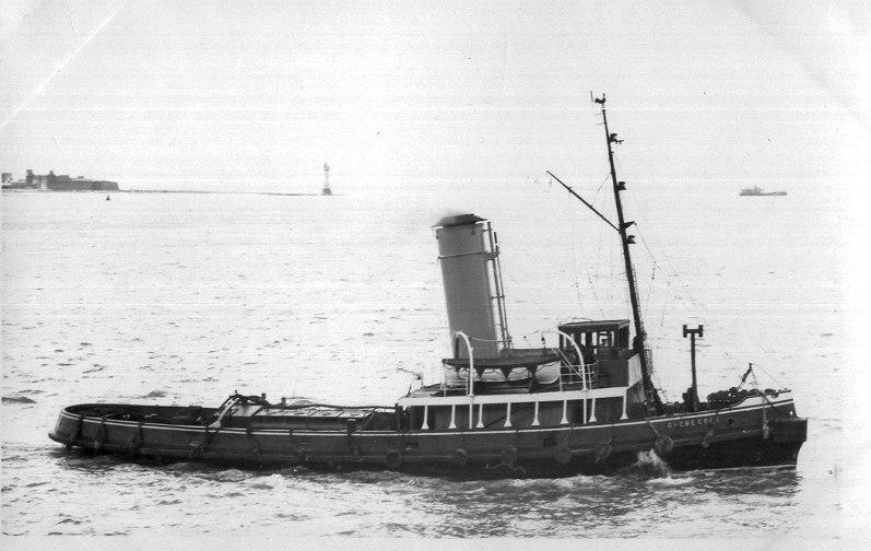 GREBECOCK - 1 - 1935