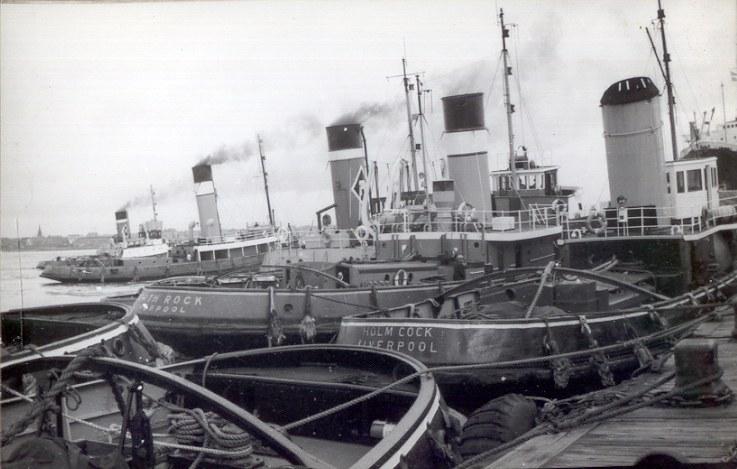 HOLMCOCK of 1934 - 1