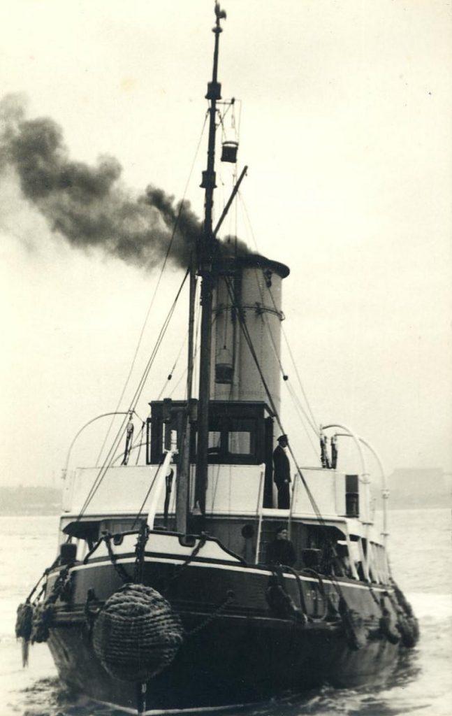 HOLMCOCK of 1934 - 2