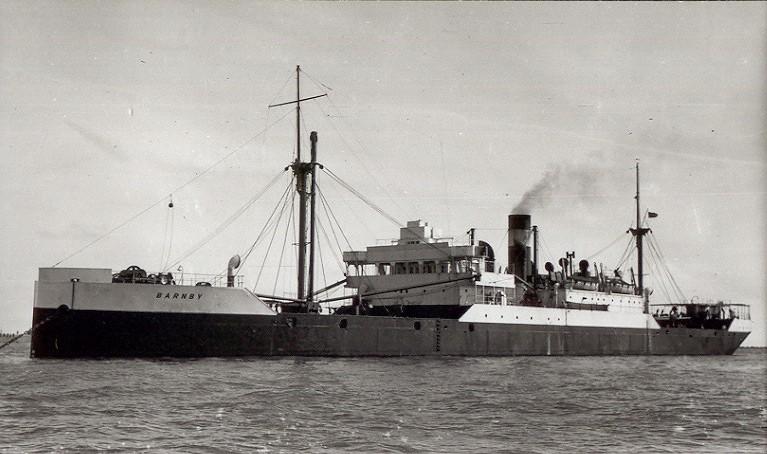 BARNBY - 1918