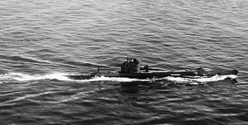 HMS Unshaken - 1