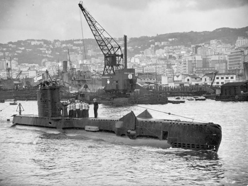 HMS Unshaken - 2