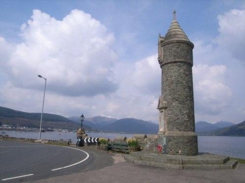Sandbank War Memorial
