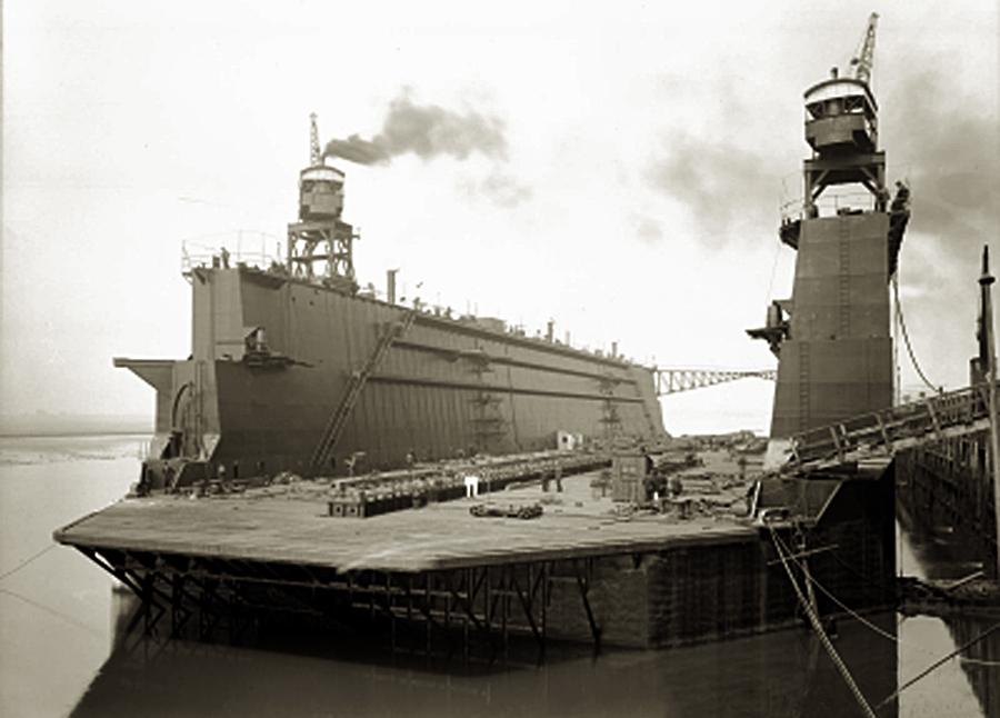 The Affonso Penna Dock