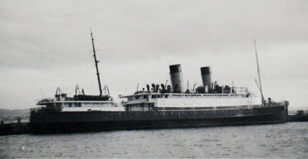 Duke of Argyll at Troon - Nov 1956