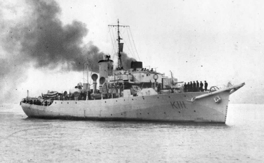 HMS Pennywort - 1
