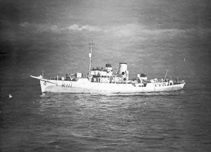 HMS Pennywort - 2