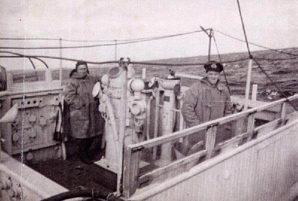 HMS Pennywort - 3