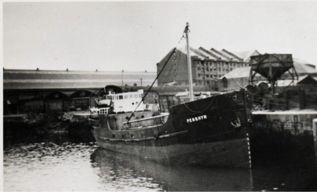 Penrhyn - BU Aug 1965