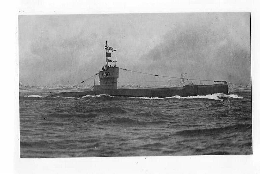 Submarine H 50 - b