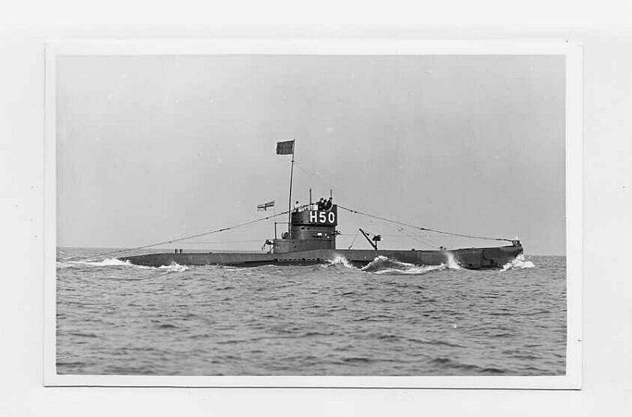 Submarine H 50