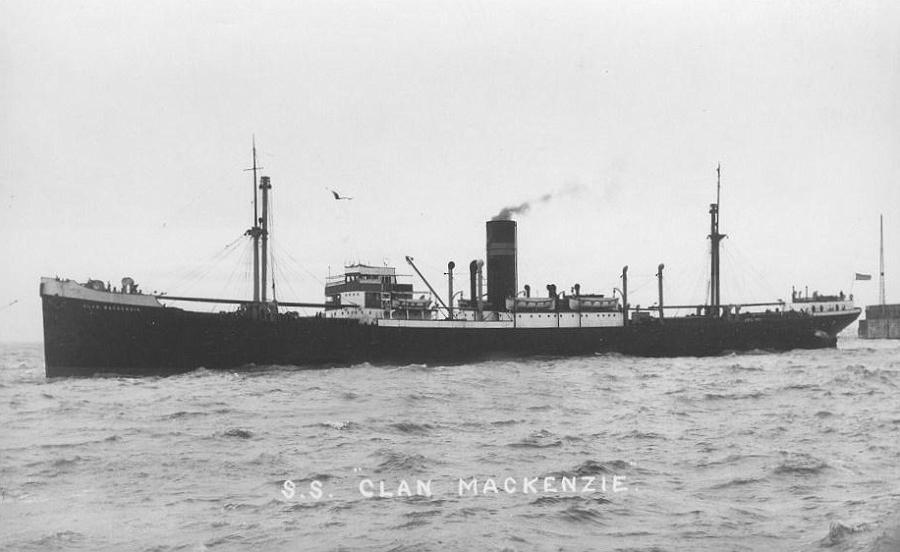 Clan Mackenzie - B