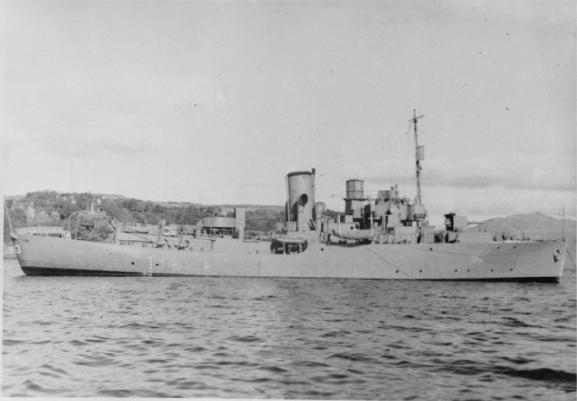 'Commandant Detroyant'