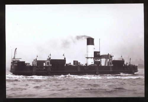 Ferry 'Leasowe' of 1921