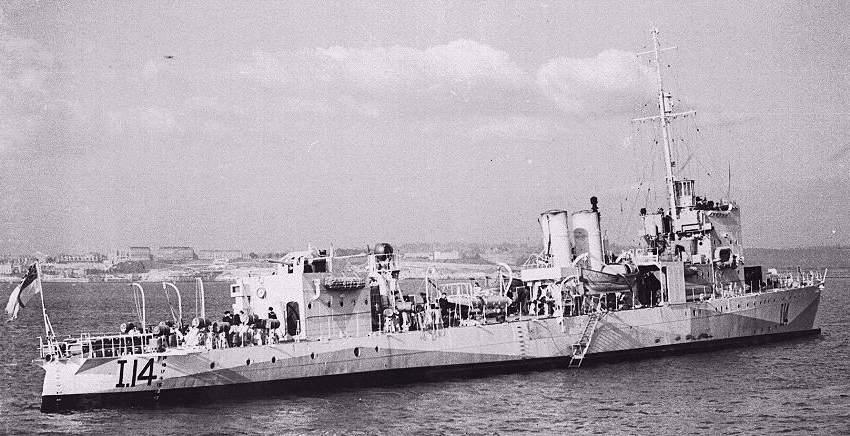 HMS Clare