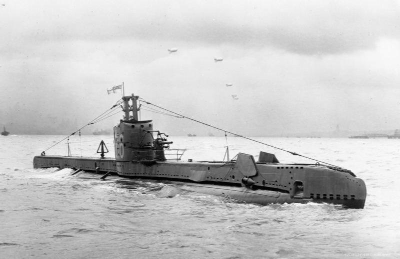 HMS SEADOG