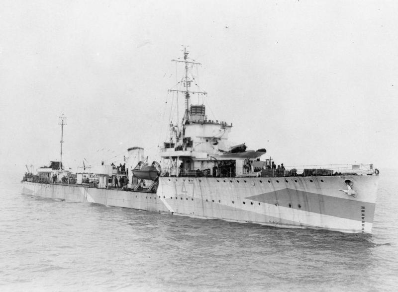 HMS Westcott