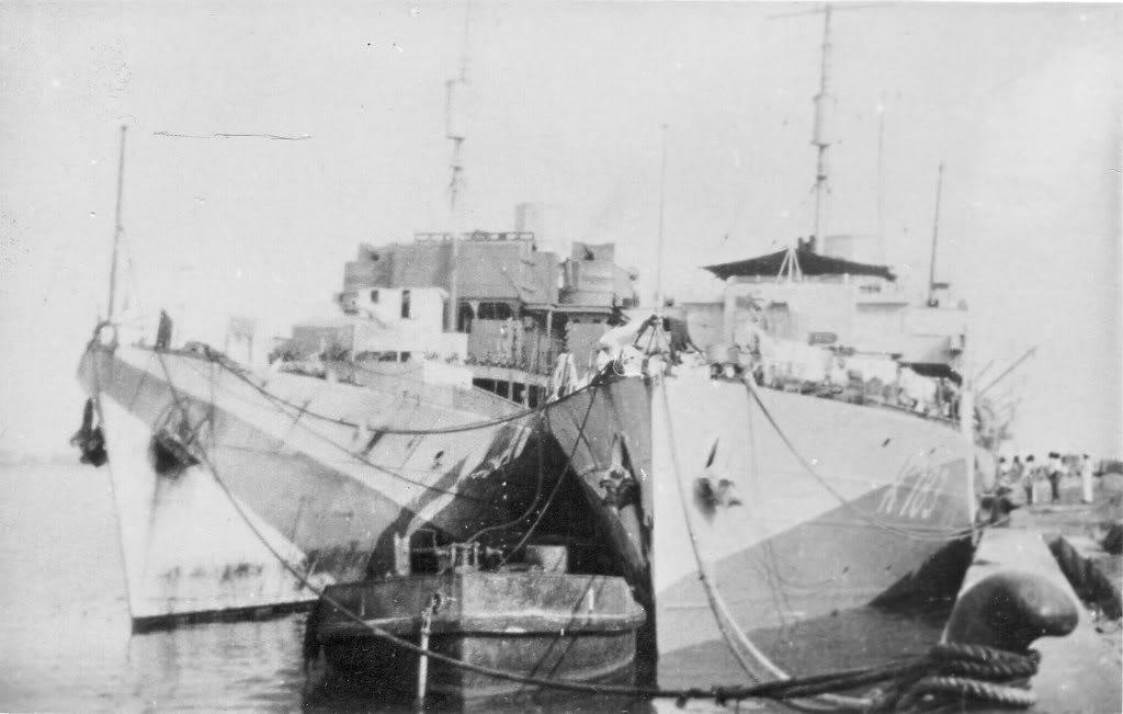 HMSCoriander - K- 183
