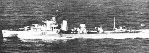HMS Brilliant