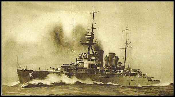 HMS Hawkins - 2