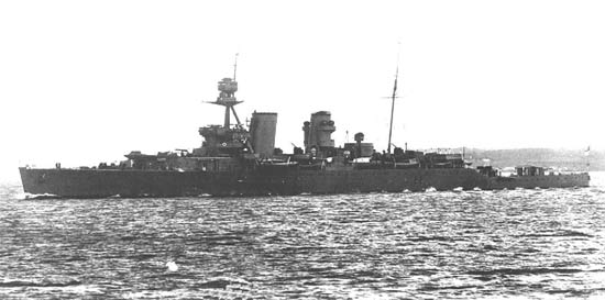 HMS Hawkins - 3