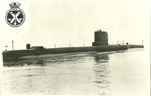 HMS Talent - 1