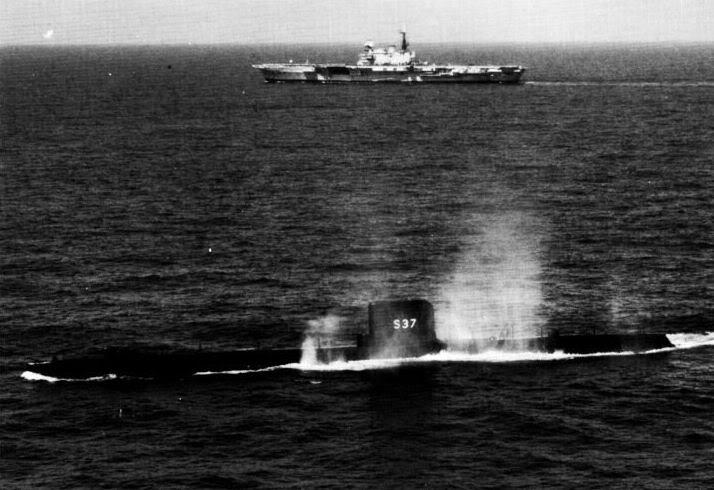HMS Talent - 3