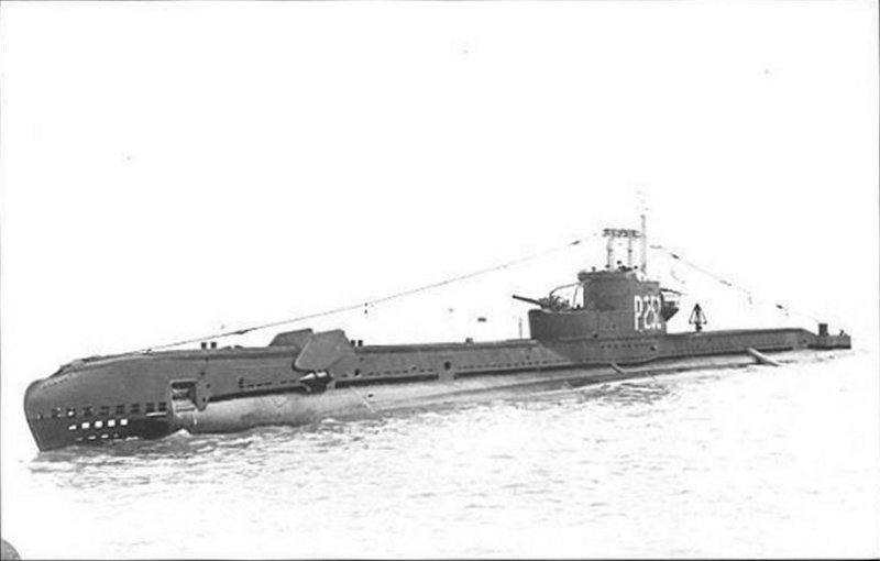 Sub HMS Supreme