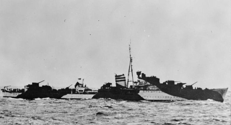 HMS Kimberley - 2