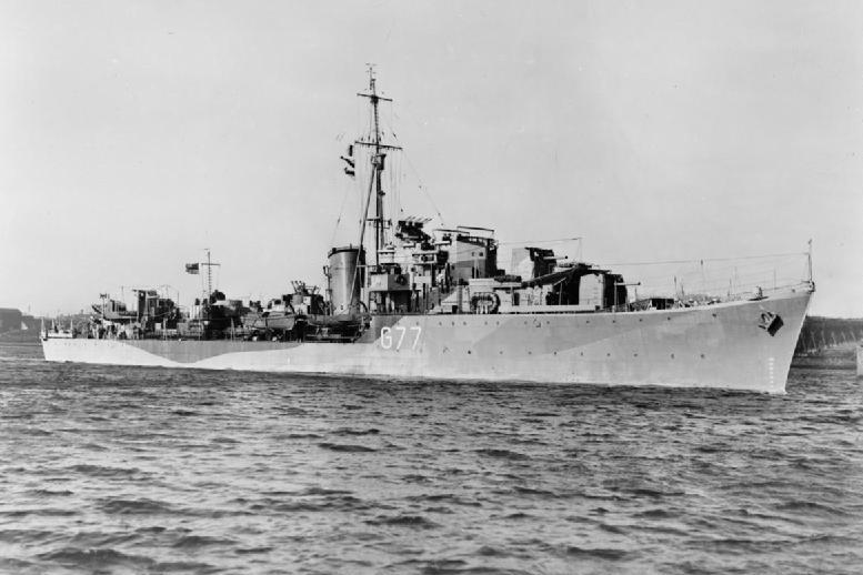 HMS Penn