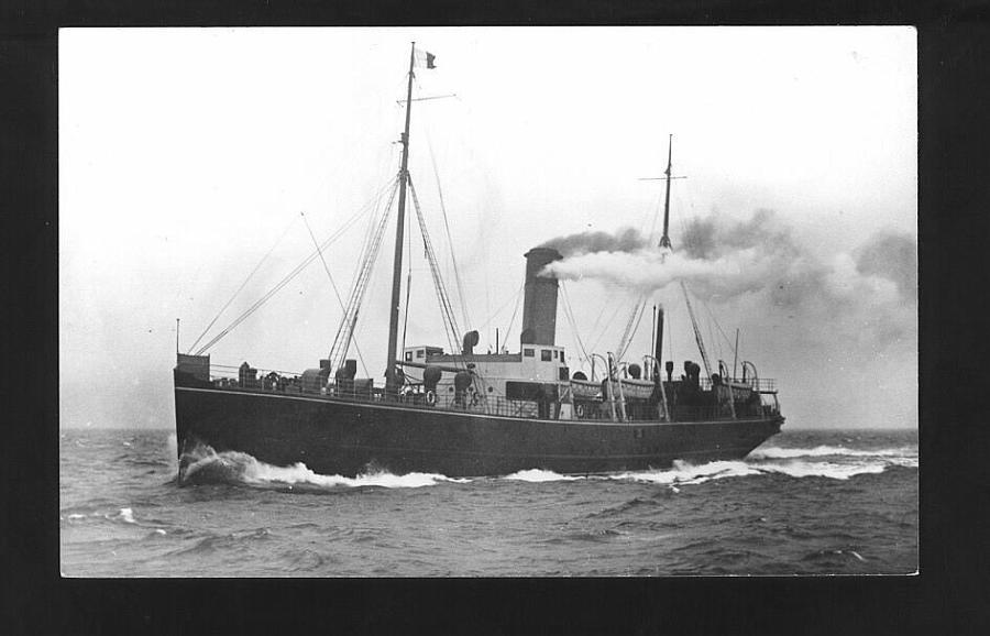 SS Slieve Donard