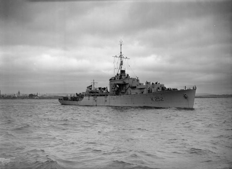 HMS Helford - 1