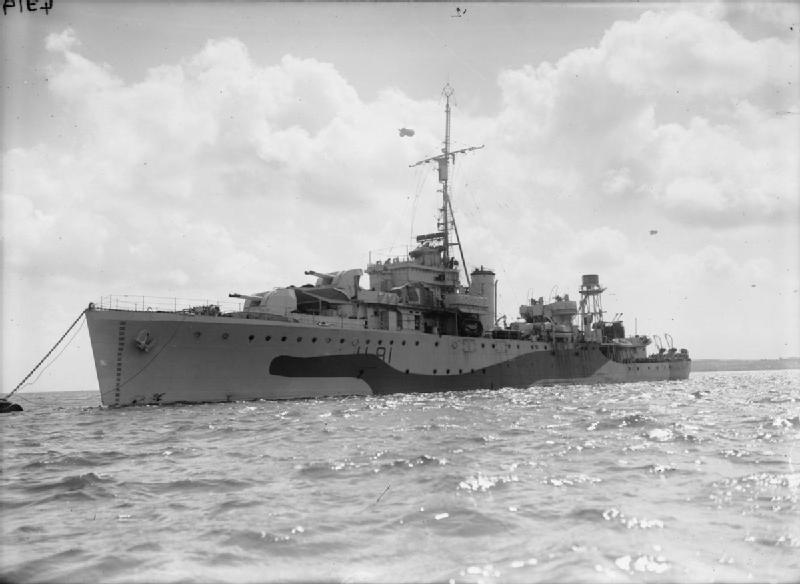HMS Stork