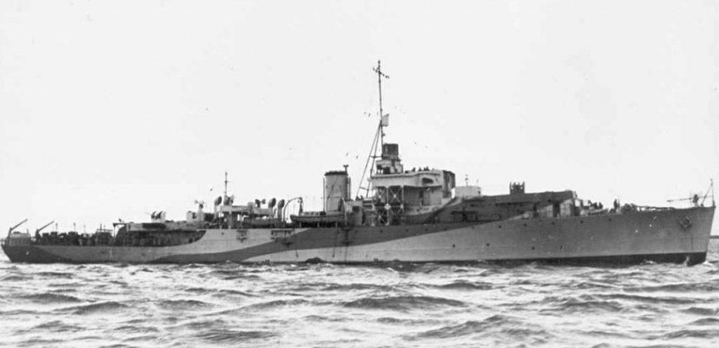HMS Waveney - 1