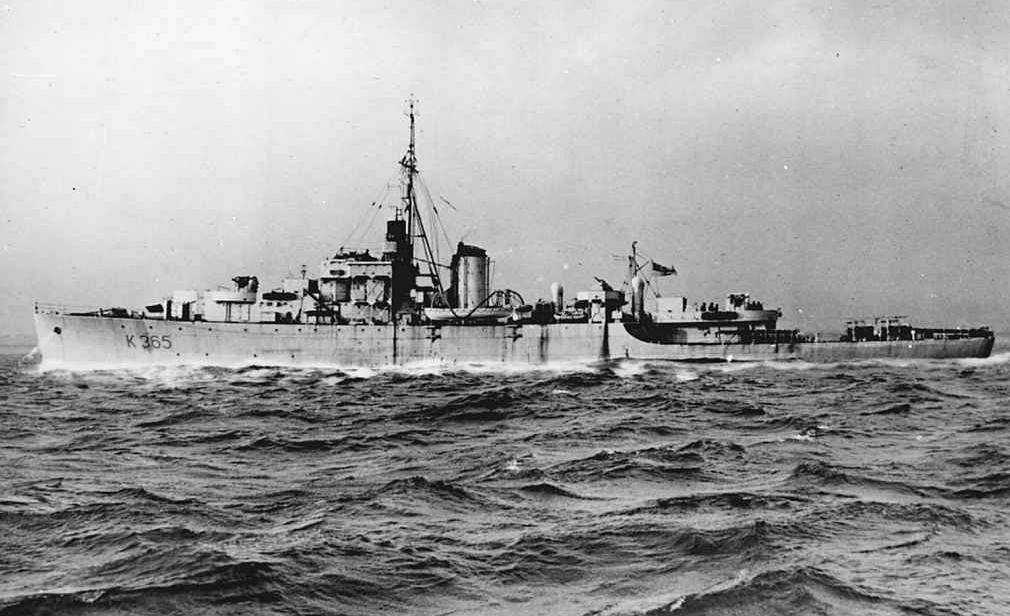 Photo - HMS Lochy
