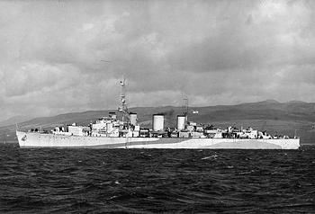 HMS Ariadne - 1