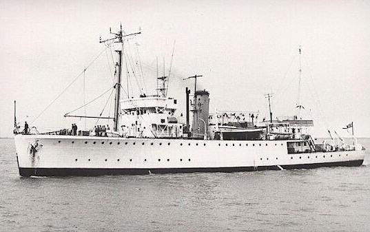 HMS Scott of 1939