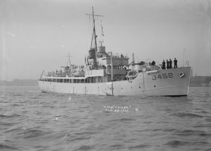 HMS Tahay