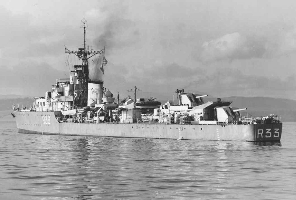 HMS Terpischore - 1