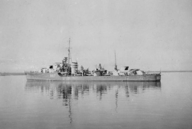 HMS Tyrian - 2